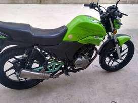 Vendo Moto Motor1 FX200 NEGOCIABLES