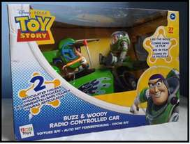 Toy Story Carro Control Remoto
