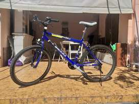 Bicicleta Kuwara, Rodado 26, 21 velocidades.