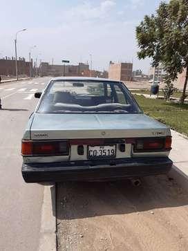 automovil Nissan en buen estado, ocasion, mecanico 92