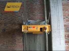 Remato pañetadora industrial eléctrica