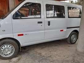 Camioneta Van N300
