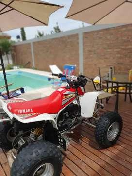Yamaha Blaster impecable Cuatri