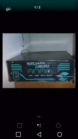 Amplificador de 7 trasistores