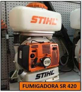 Fumigadora Sthil SR 420 - Original