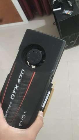 Grafica GeForce GTX470