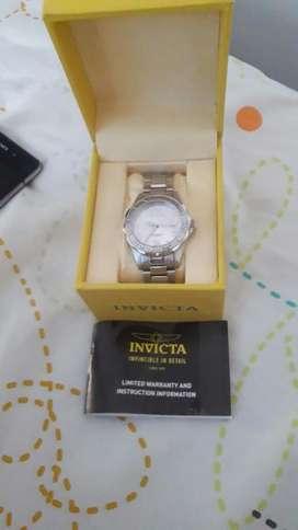 a La Venta Reloj Invicta, Nuevo!!!