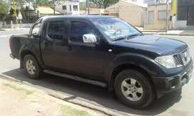 NISSAN FRONTIER 2.5 DC 4X4 LE 6TA MANUAL 2010
