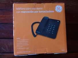 Vendo teléfono fijo General Electric