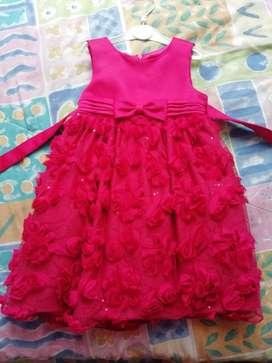 Vestido de fiesta Niña _ Importado