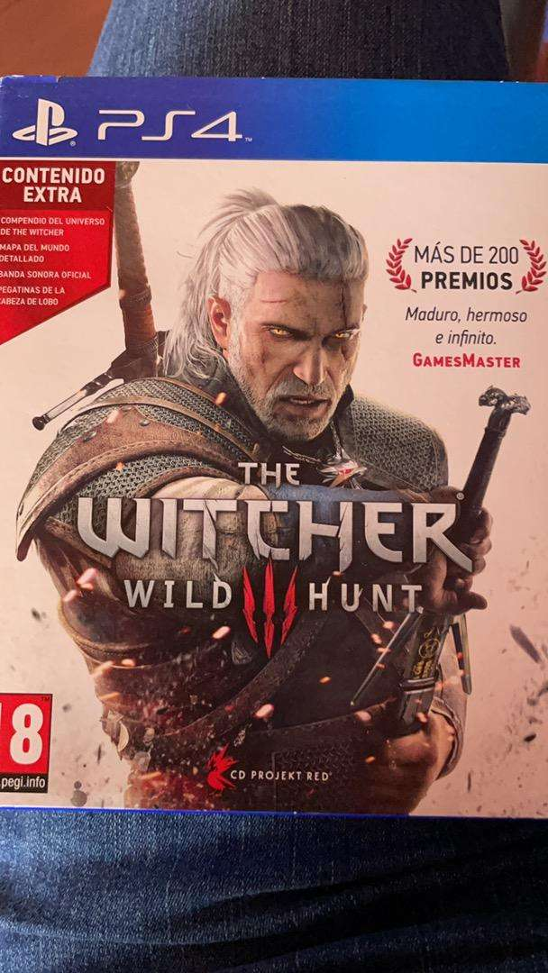 The Witcher Wild Hunt III