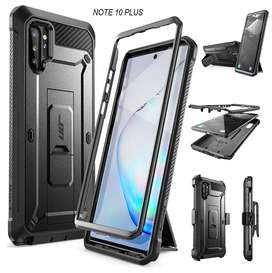 Case Supcase UB Pro Galaxy Note 10 plus S10 S10e A50 A50s A30s S9 S8 Plus S7 Edge S7 Note 5 Protector USA / PSC