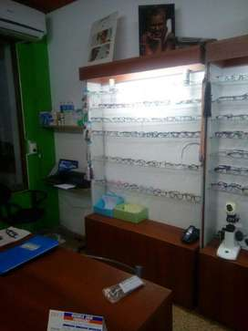 VENDO OPTICA EN COSQUIN