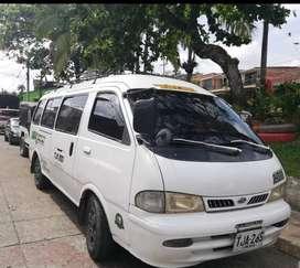 Bus de transporte especial