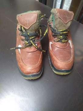 Zapato de seguridad para electricista