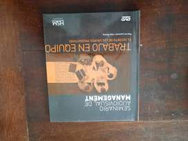 SEMINARIO AUDIOVISUAL DE MANAGEMENT 15 TOMOS con DVD c/u