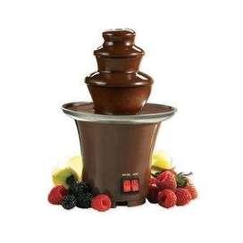Chocolatera Electrica Pileta De Chocolate Fuente De Chocolate De 3 Pisos
