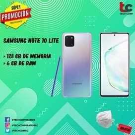 Samsung Note 10 Lite NUEVO