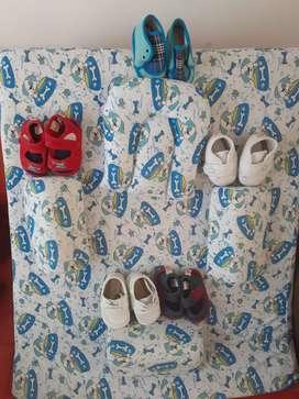 colchoneta antireflujo y zapatos