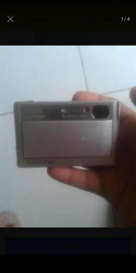 Camara Sony con Accesorios