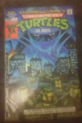 1990 Teenage Mutant Ninja Turtles Comic
