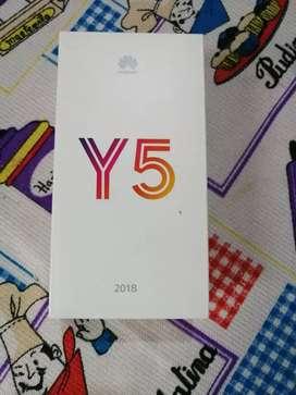 Vendo Huawei Y 5