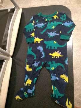 Enteritos pijamas 12 M