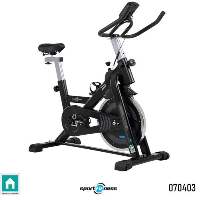 Bicicleta Spinning Sportfitness Urbino Estatica Gimnasio en Casa Nuevas y Originales Al por Mayor y al Detal