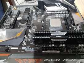 COMBO RYZEN 9 3900X BOARD RAM