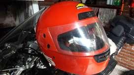 Casco Universal Reglamentario para Moto - Liviano