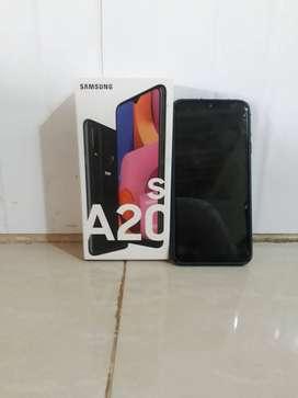 SAMSUNG Galaxy A20s 32 GB NEGRO