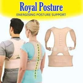 Corrector de postura royal