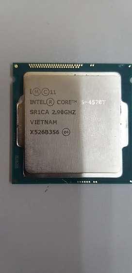 Procesador INTEL Core i5 4ta Gen. - Usado