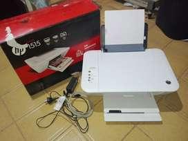 Impresora Multifunción HP 1515 Cómo Nueva + Cartuchos