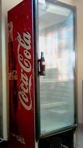 Heladera exhibidor - Coca Cola