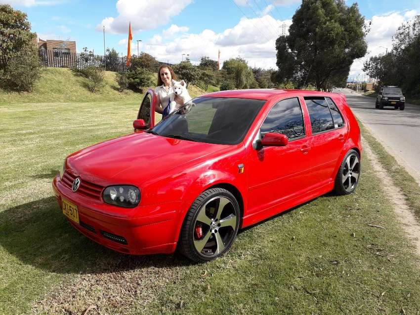 Vendo Vw Golf 2.0 0