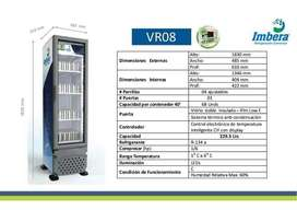 Visicooler Imbera VR-08 de 230 litros NUEVO Vitrina Vertical Refrigerada BC-Cooler conservadora