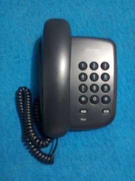 Teléfono fijo Negro MATE Neo 9167
