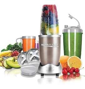 Nutribullet Pro De 900w Procesador De Frutas Y Vegetales