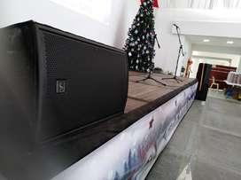 sonido y video beam para asambleas recidenciales