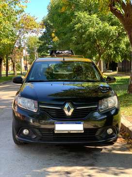 Renault Logan Expression 2016 1,6 8v. Taxi listo para trabajar!.