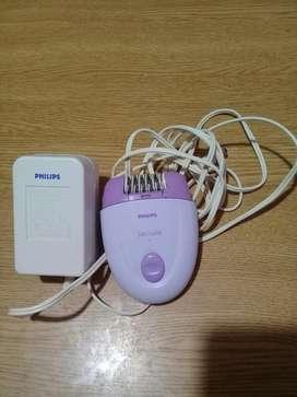 Depiladora Philips sin Uso
