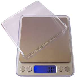 Balanza PROFESIONAL  digital de Precisión 2KG /0.1GR