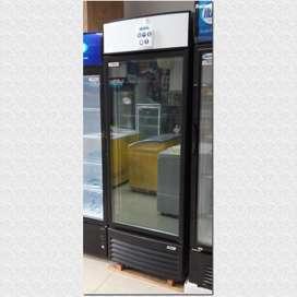 Visicooler Mimet VV19NF de 420 litros Vitrina Vertical Refrigerada BCCooler