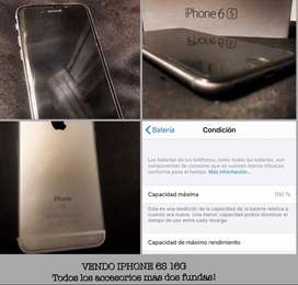 VENDO IPHONE 6S