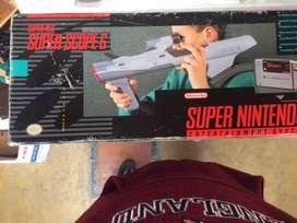 Super Nintendo SNES  Bazooka EN CAJA ORIGINAL