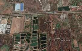 Terreno 55.000 m2 , Vendo Vía Durán – Tambo, km 9.5 antes del peaje.
