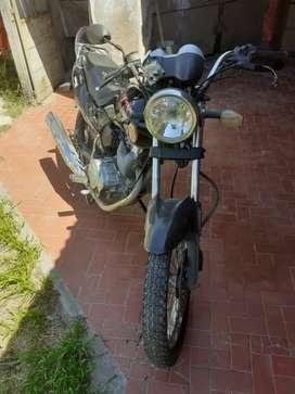Vendo moto legñano milano