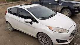 Vendo Ford Fiesta Kinetic Titanium