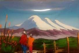 Obras de arte, artista Edwin andrade